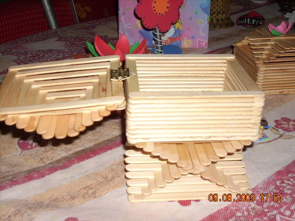 Cosas hechas con palets de madera gallery of cosas hechas - Cosas hechas con madera ...