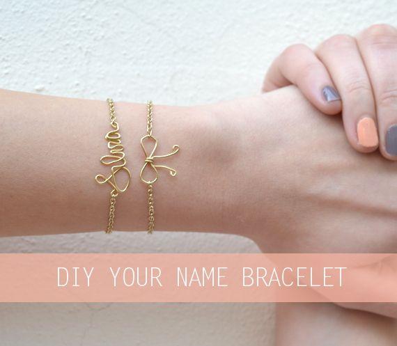Armband aus Draht | Ideen | Pinterest | Bracelets, Ring tutorial and ...