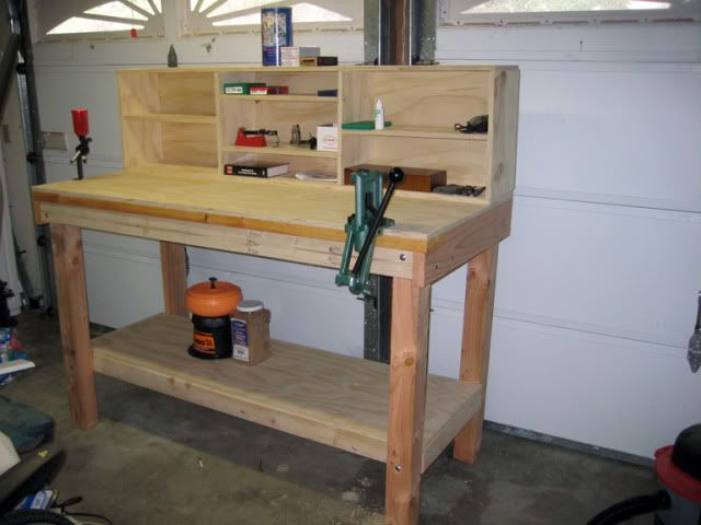Charming Reloading Bench Ideas Part - 2: My Reloading Bench | Reloading Bench | Pinterest | Bench, Guns And Reloading  Room