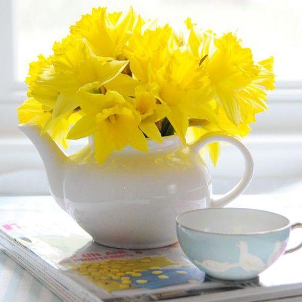 23 Gorgeous Ideas For Easter Flower Arrangements Easterspring