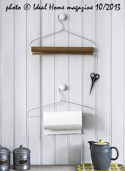 vintage wire hangers | for recycling clothes hanges, click on ...