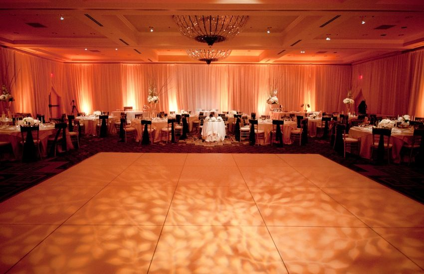 I Really Want Uplighting But These Quotes Are Ridiculous Weddingbee Boards Uplighting Wedding Wedding Lights Black Wedding Decorations