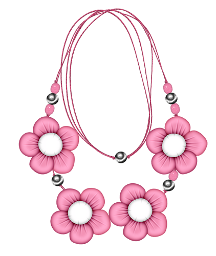 Flowers Necklace Beaded necklace, Rings n things, Necklace