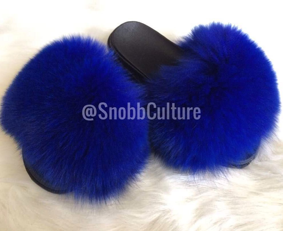d8c4136a3 ✨Royal Blue Pom✨ Available in sizes 6-11 High Quality & Handmade