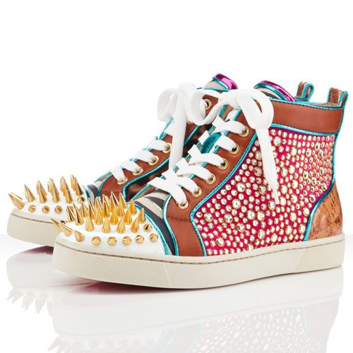 huge discount 50c05 86a59 nice Christian louboutin female sneakers   Stylewu ...