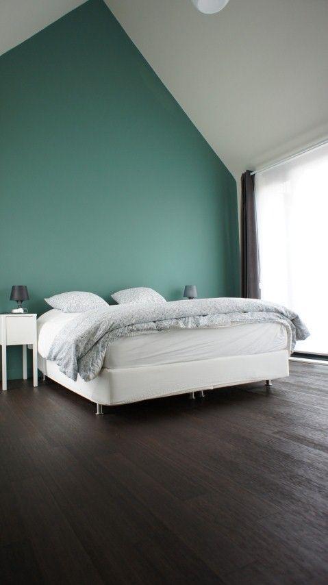 inspiratie #slaapkamer #donker #laminaat | Zwart & Donker Laminaat ...