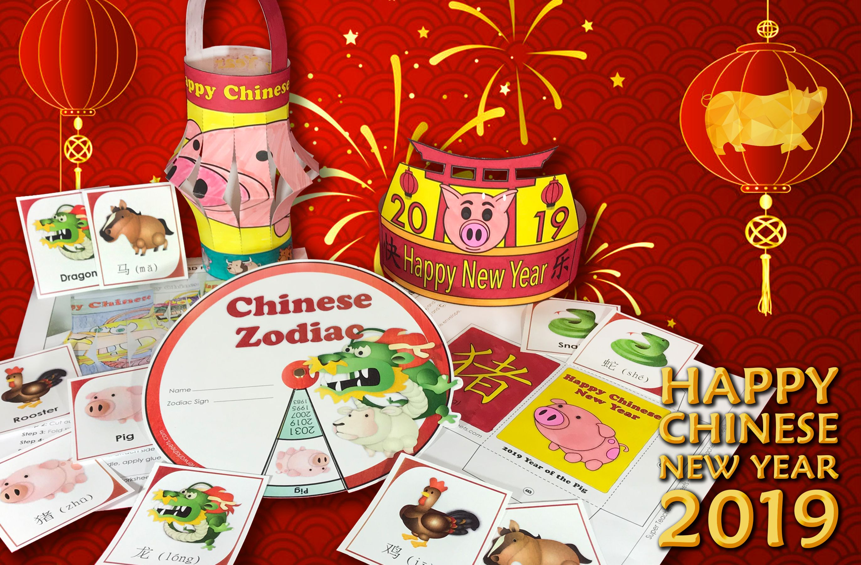 Celebrate The Yearofthepig With Chinesenewyear