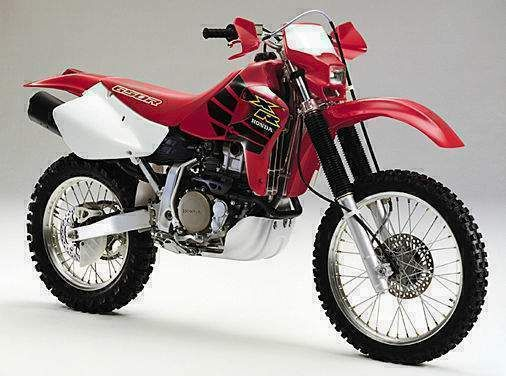 Honda XR650R King of the Desert