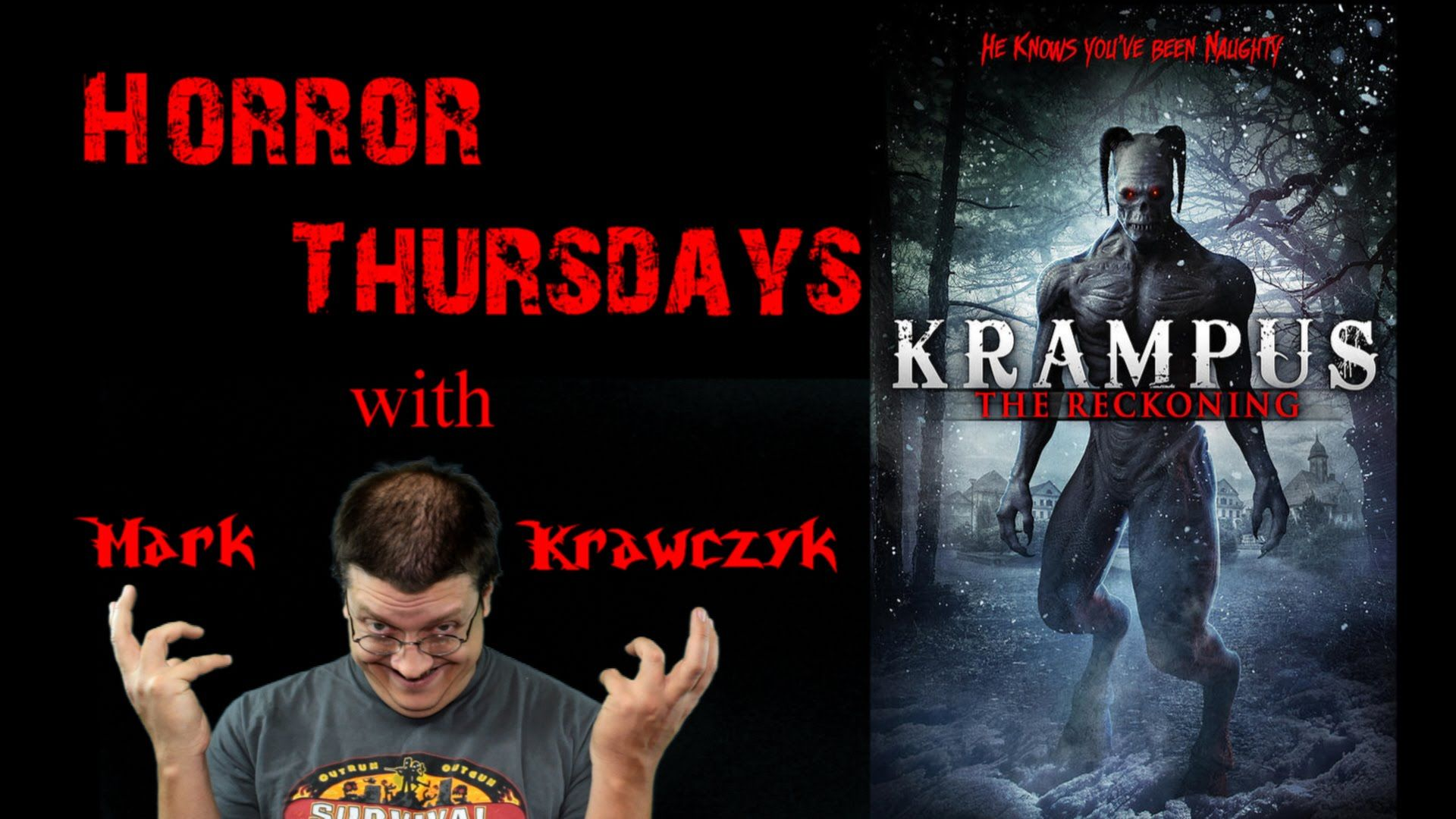 Krampus The Reckoning Movie Review on Horror Thursdays