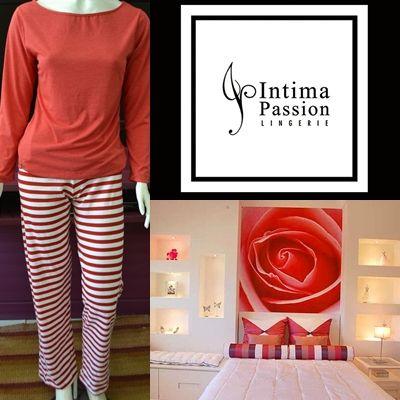 Deixe seu inverno mais charmoso, com a linha lougewear Intima Passion.