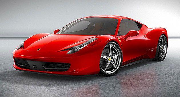Kobe Bryant just dropped $329,000 on a brand new Ferrari