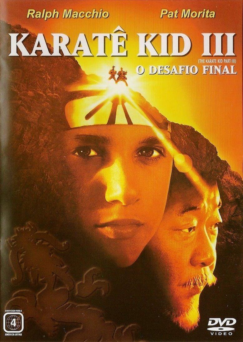 Ideia Por Josericardo Souza De Lima Em Capa De Filmes The Karate