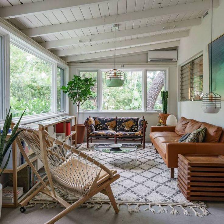 50 Lovely Living Room Design Ideas For 2020: 51+ Bohemian Chic Living Room Decor Ideas In 2020