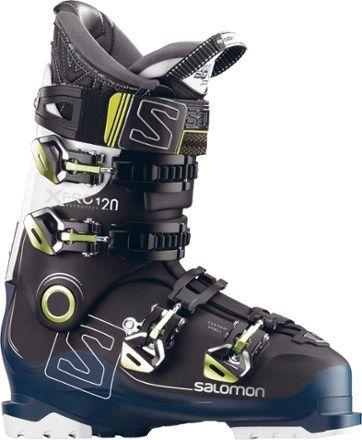 Salomon X Pro 120 Ski Boots Men S 2017 2018 Boots Salomon Ski Boots Ski Boots