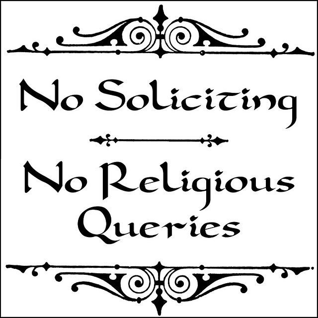 It's just an image of Gutsy Free Printable No Soliciting Sign