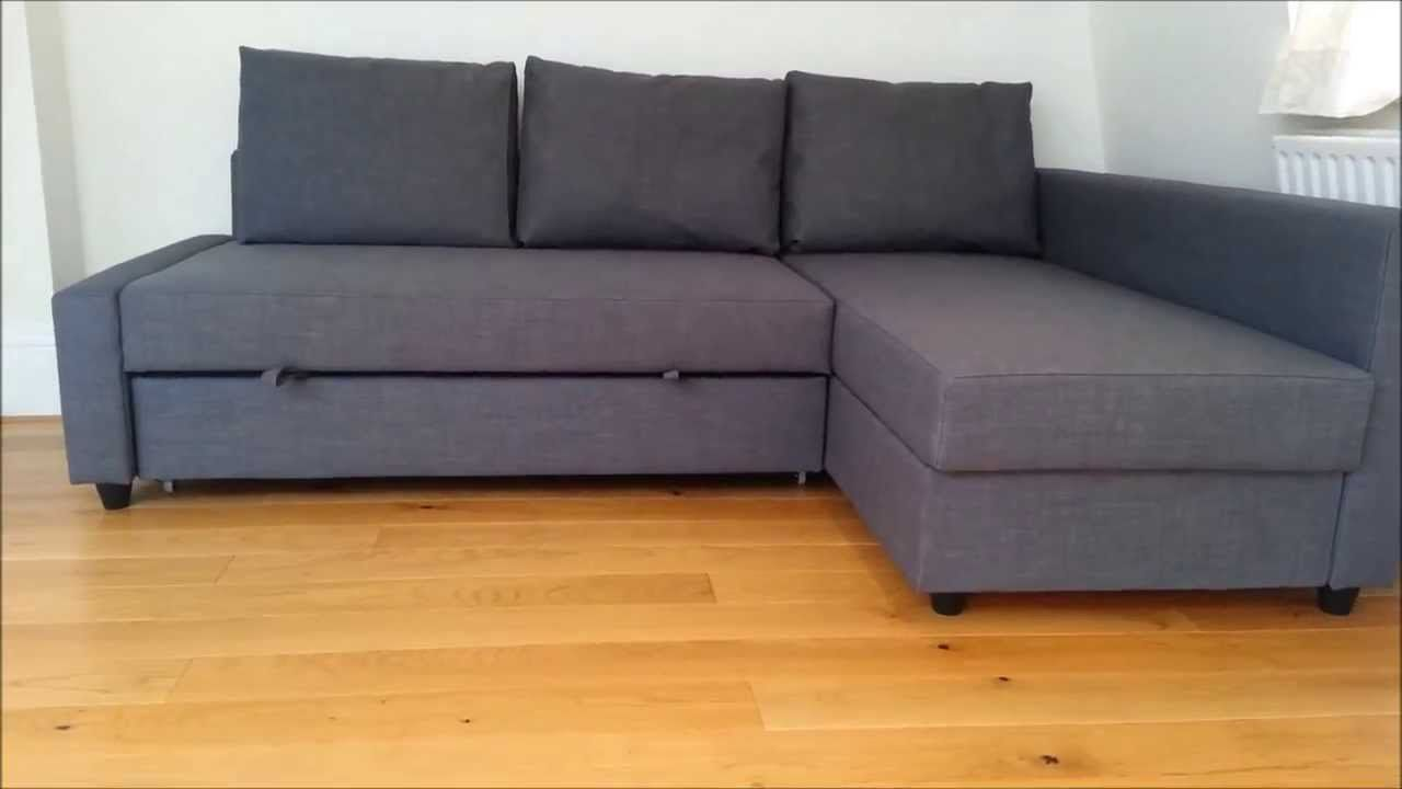 Friheten Corner Sofa Bed Skiftebo Dark Grey Ikea Video Ikea Sofa Bed Ikea Corner Sofa Bed Ikea Sofa