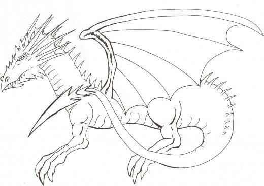 Hugedomains Com Shop For Over 300 000 Premium Domains Cool Dragon Drawings Easy Dragon Drawings Dragon Drawing