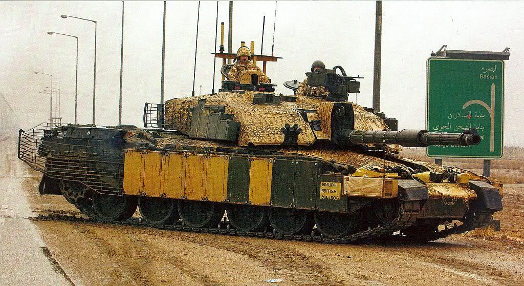 cd8833624d08 Challenger 2 main battle tank