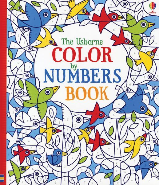 Colors By Numbers By Harrison E Bookish Christmas Tradition