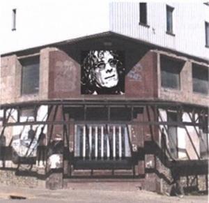 Jeff Aerosol´s new street art in Ushuaia, Patagonia