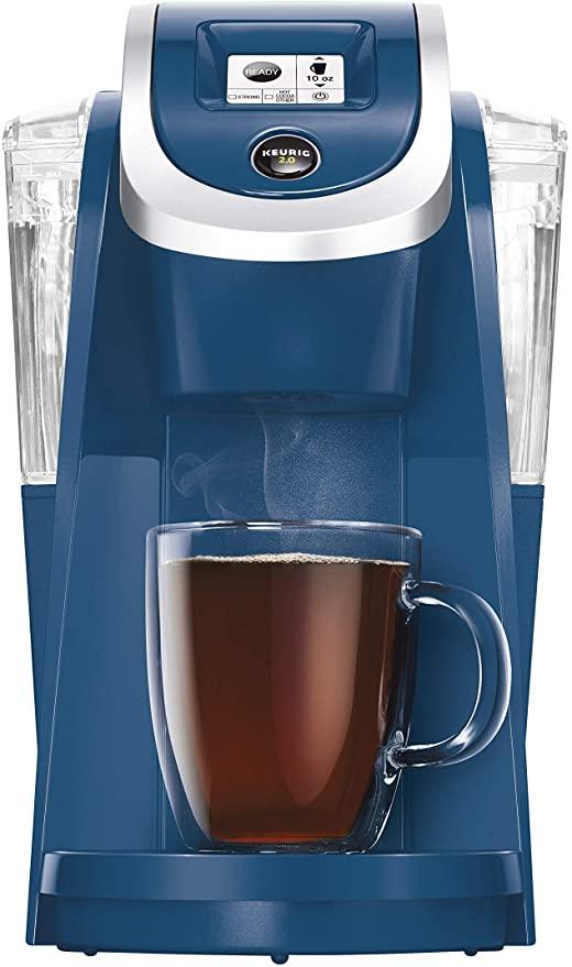 Keurig K200 Coffee Maker, Single Serve KCup