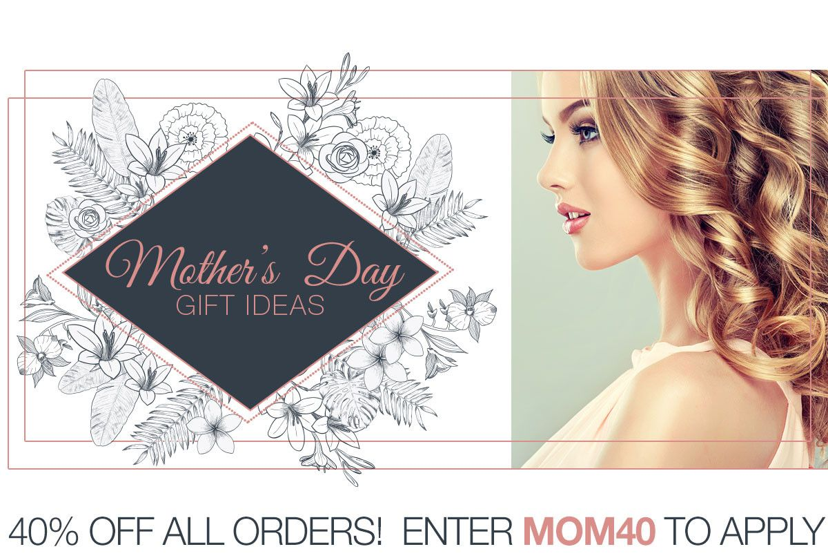 Lord Cliff Hair Extensions Mothers Day Sale Mothers Day Gift