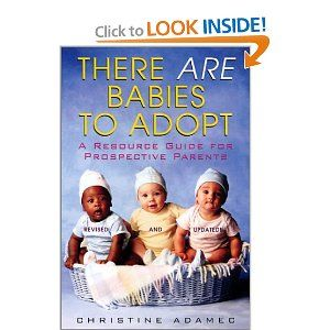 Interested in domestic adoption? Here's a great book to add to your list.