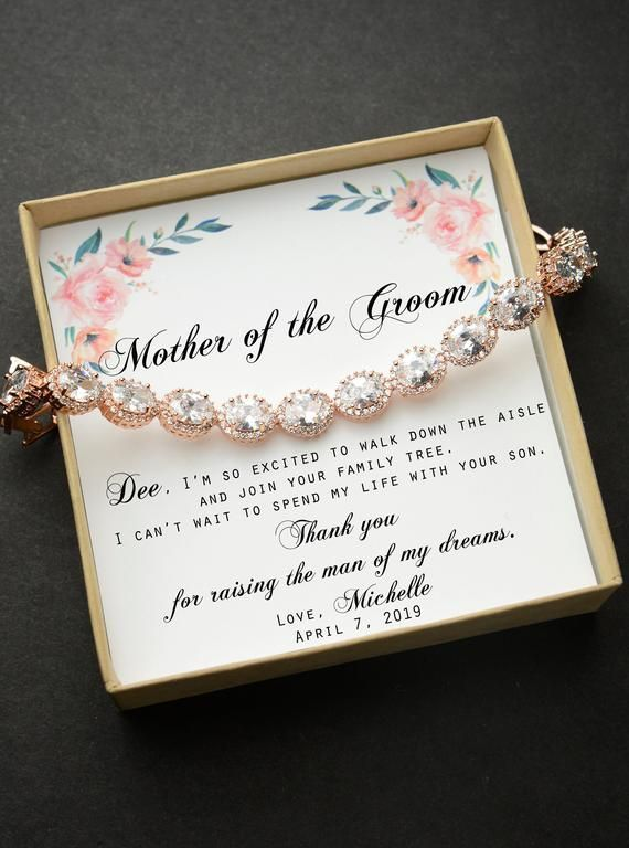 Mother Of The Groom Gift Mother In Law Gift Mother Of The Etsy Gifts For Wedding Party Wedding Gifts For Parents Future Wedding Plans