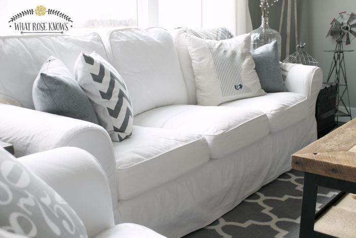 Lovely IKEA EKTORP Sofa Review! If You Are On The Fence About This Affordable  Furniture,