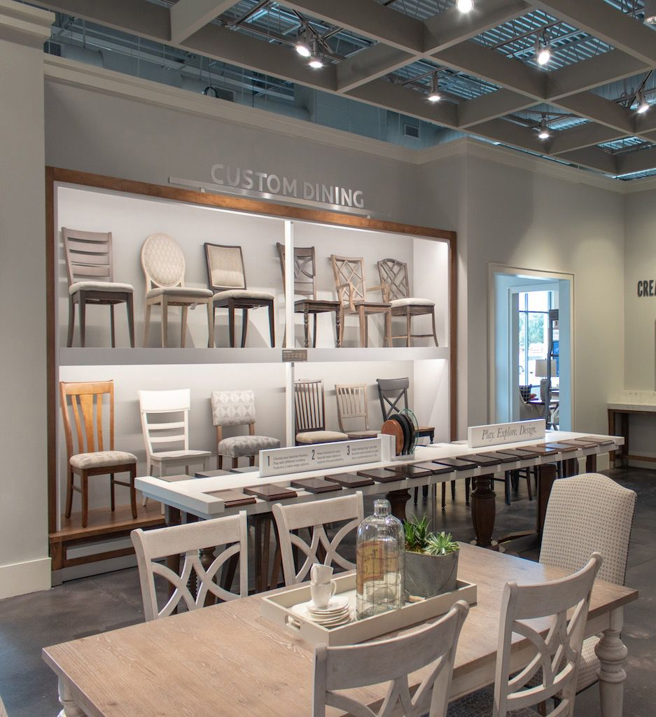 TPG Architecture Recently Completed Bassett Furniture