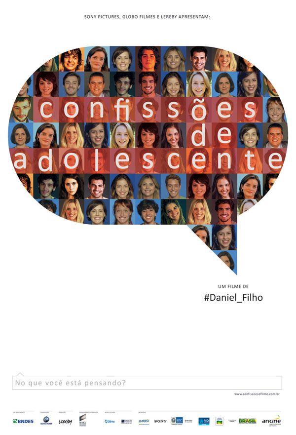 Confissões de Adolescente - O Filme (2014)