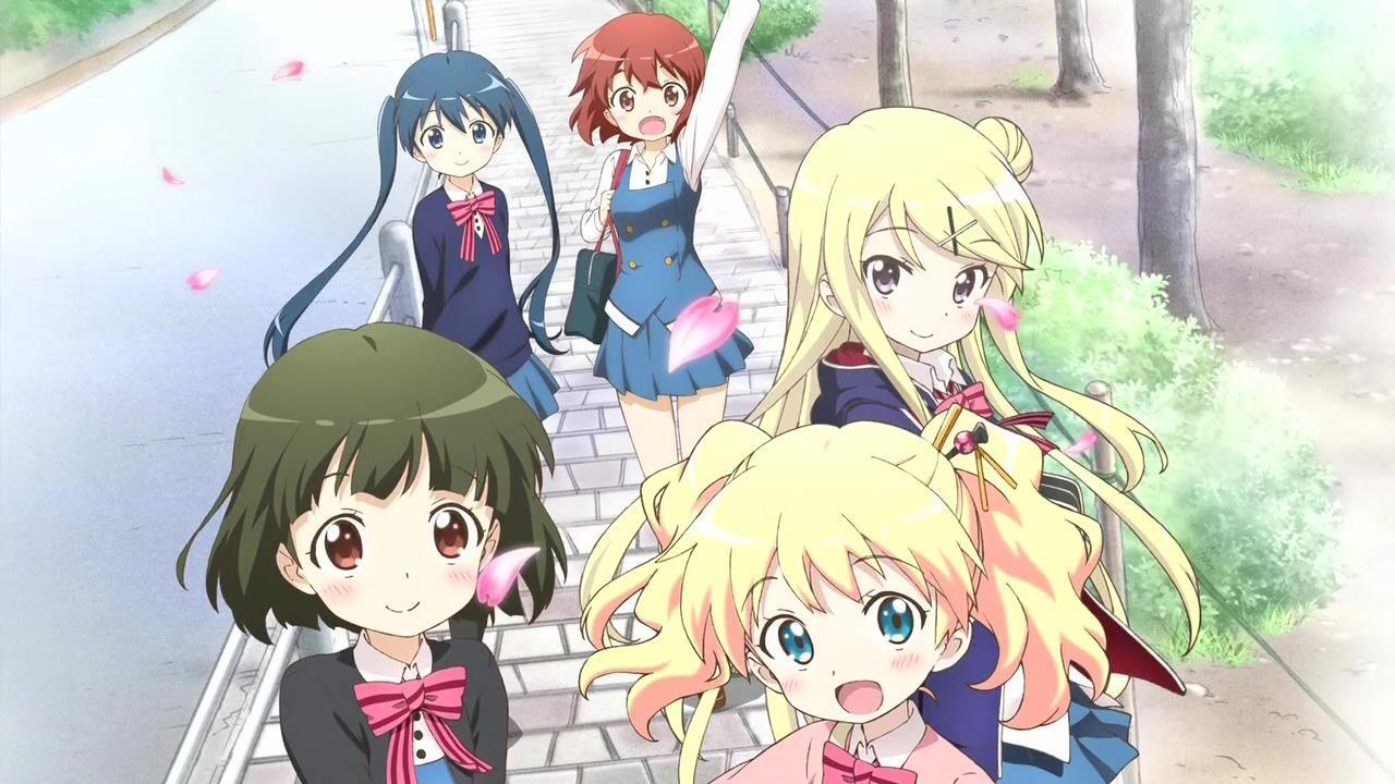 2015年4月新番向OP/ED② Anime, Anime reviews, Cute images