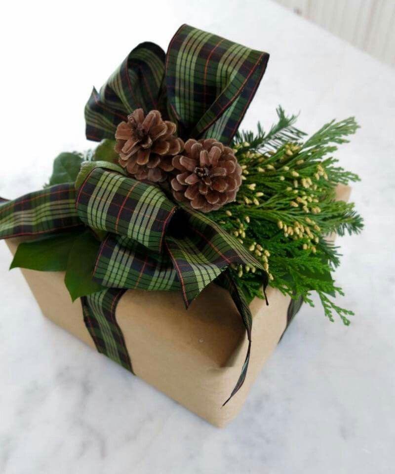 Pin de Annette Pope en Christmas Pinterest Empaques, Regalitos y - envoltura de regalos originales