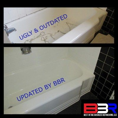 Bathtub Refinishing in Tyler, Texas 75701 | Refinish ...