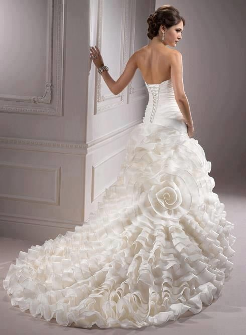 Maggie Sottero Addison Bridal Gown by ShopSimple | Bridal Gowns ...