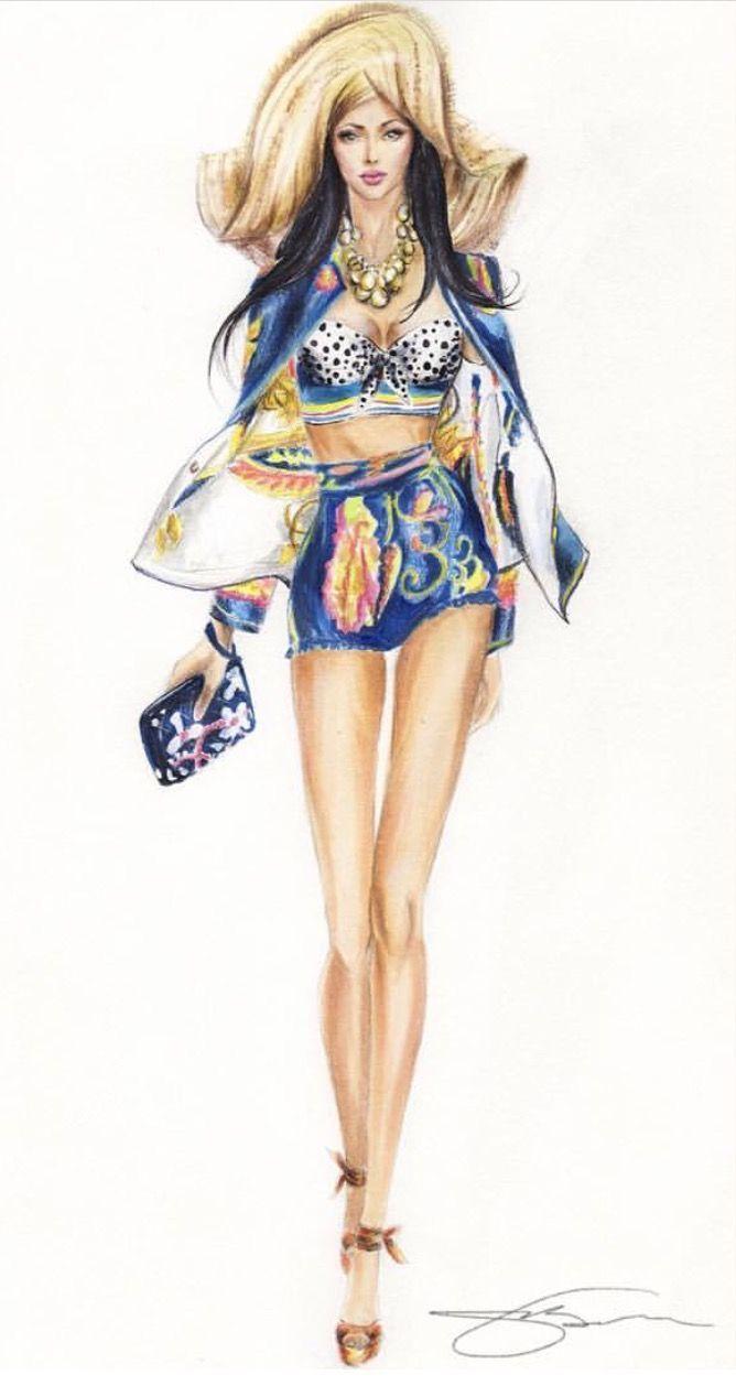 Pin by Aimee Santilli on Fashion sketches  55a1a0ff2