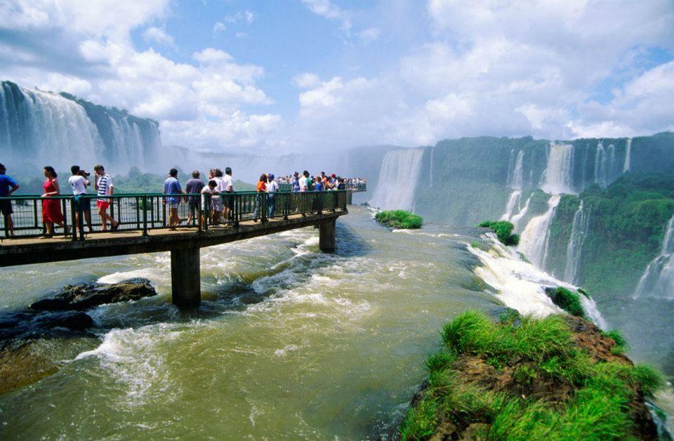 Cataratas del Iguazú, Misiones.