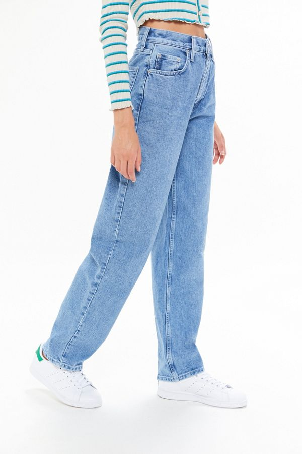 Photo of BDG High-Waisted Baggy Jean