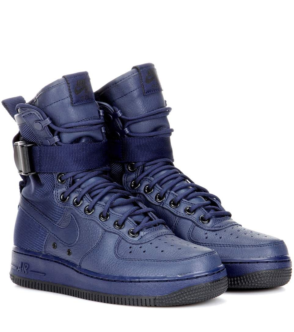 NIKE Nike Special Field Air Force 1 Sneaker Boots. #nike #shoes #sneakers