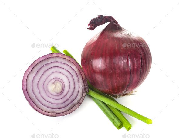 red onion in studio by cynoclub. red onion in front of white background #Sponsored #studio, #onion, #red, #cynoclub