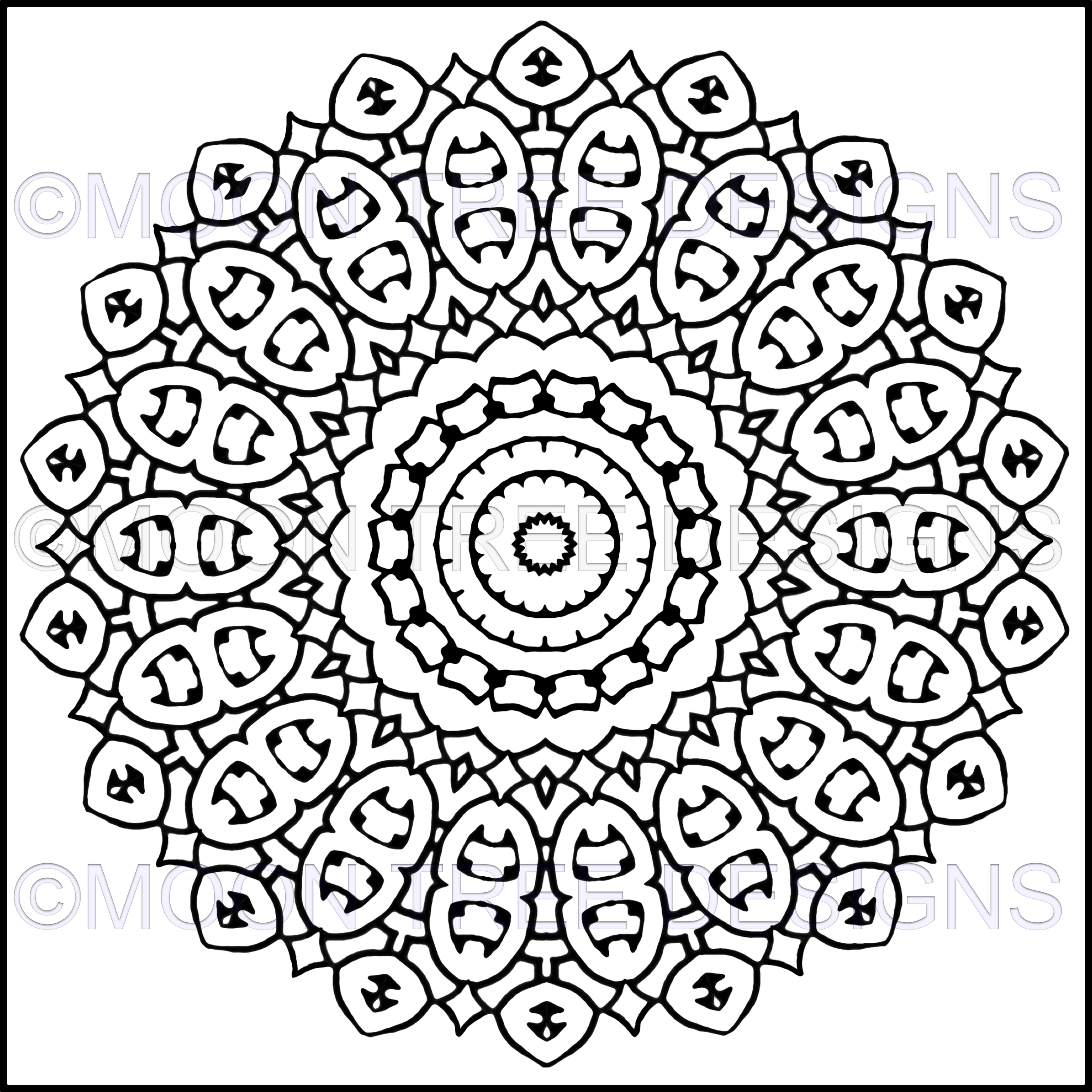 A Coloring Book that can be downloaded and colored. You can print ...