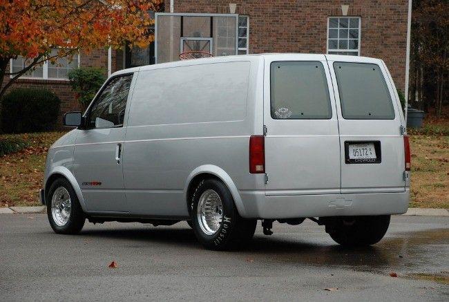 Astro Van Ebay Find A Street Legal And Strip Ready Caged Astro Van Astro Van Chevy Astro Van Chevy Van
