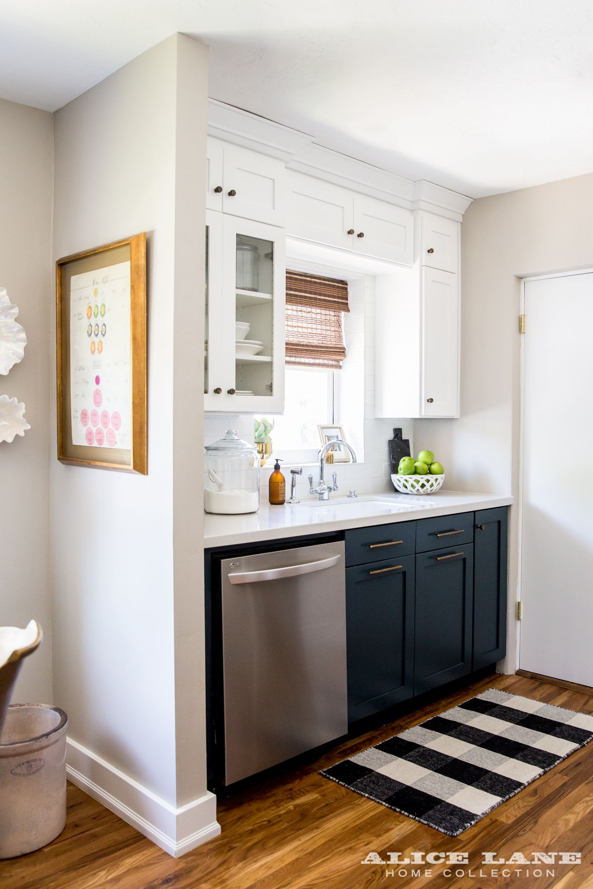 Superieur Show Nu0027 Tell   Historic Ivy Flat Remodel   Alice Lane Home Interior Design. Kitchen  RugKitchen ...