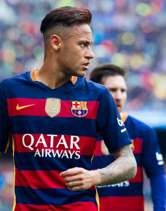 més que un club Neymar jr, Neymar jr hairstyle