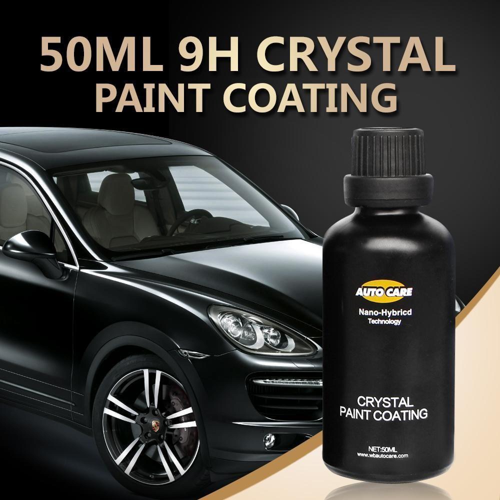 9H Paint Care Car Liquid Glass Ceramic Car Coating Nano