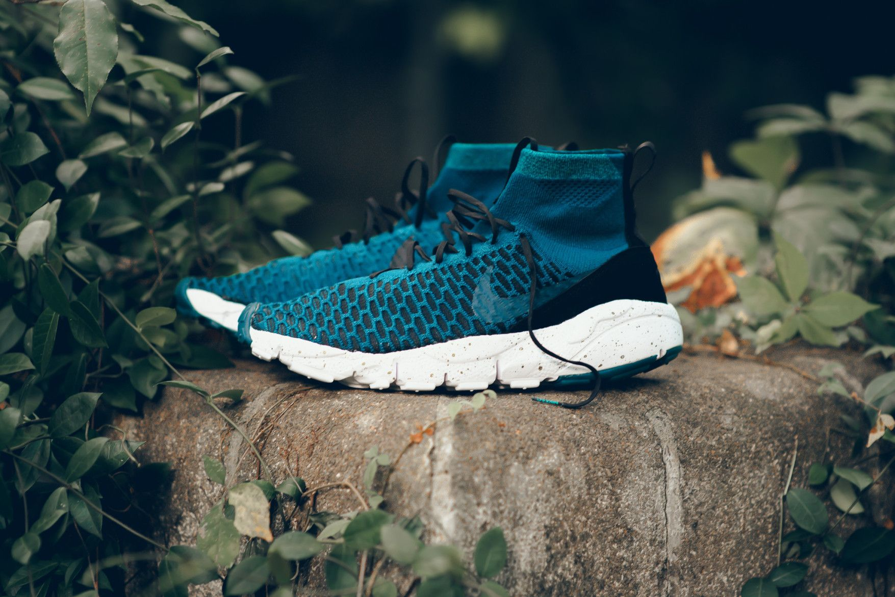 44c9606d6957 近賞 Nike Air Footscape Magista Flyknit F.C.「Midnight Turquoise ...