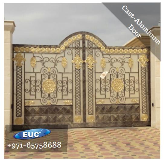 Swing gate company in dubai UAE - european united company | Cast