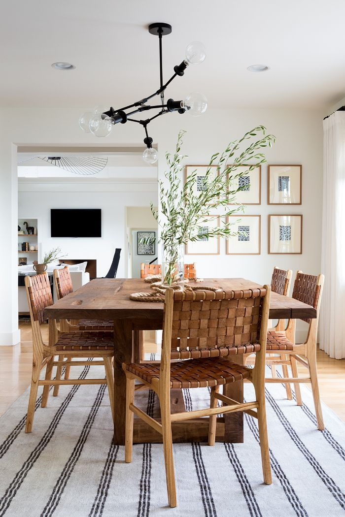 5 Items to Ditch If You Want Your Home to Look More Stylish #diningroom