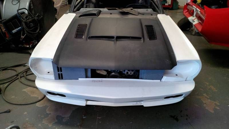 Pin On 66 Convertible Mustang Project