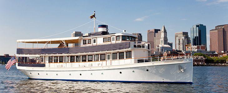 Vessels Yacht Cruises In Boston
